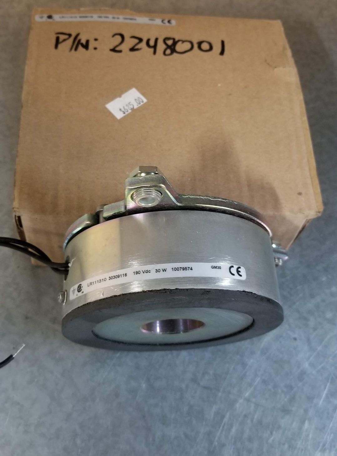 Kone Brake Assembly 190Vdc P/N: 2248001 $685.00