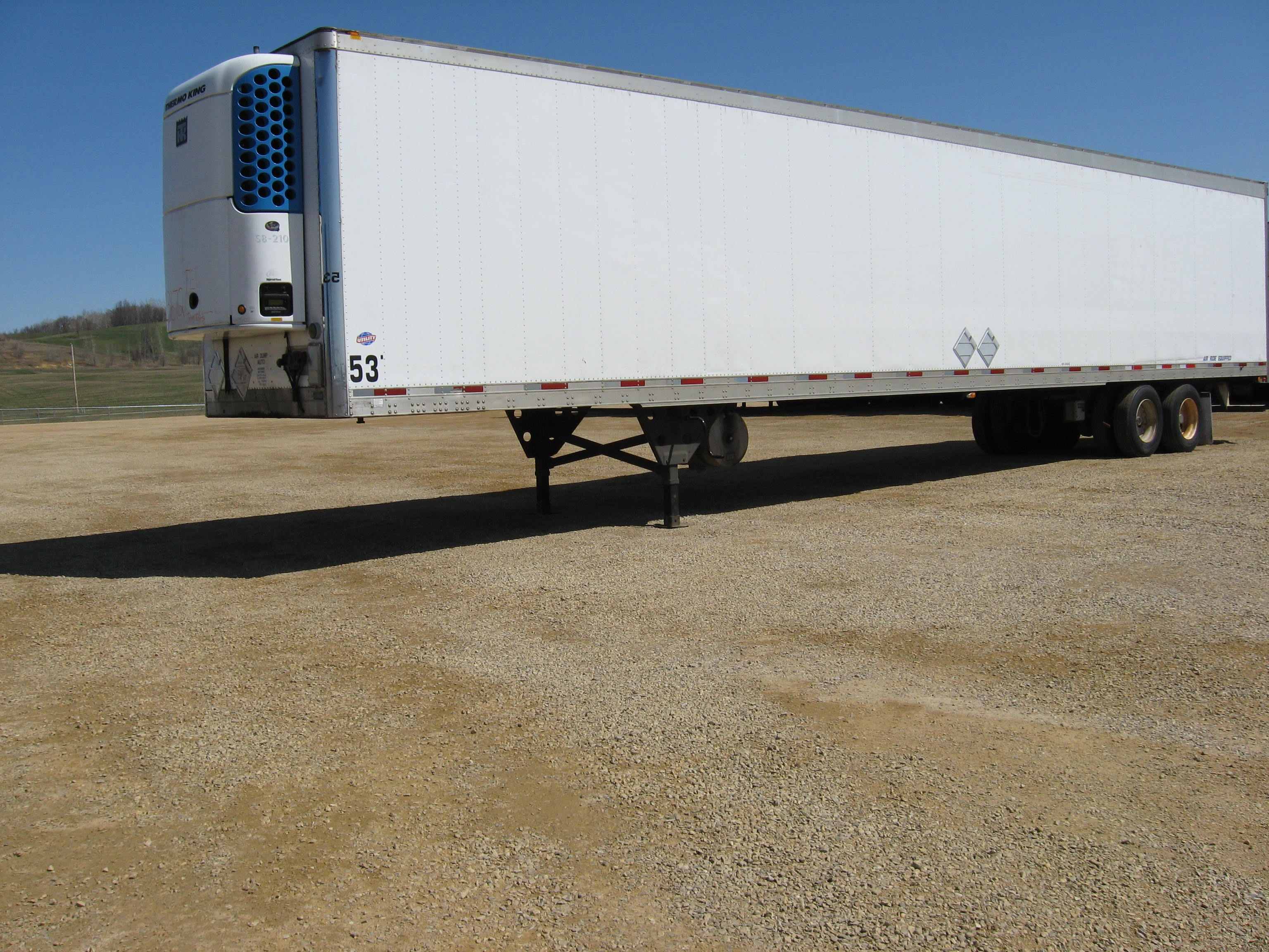 2013-2014 Utility Reefers available