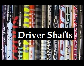 Driver shaft on clearance