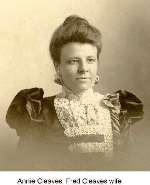 Annie Cleaves