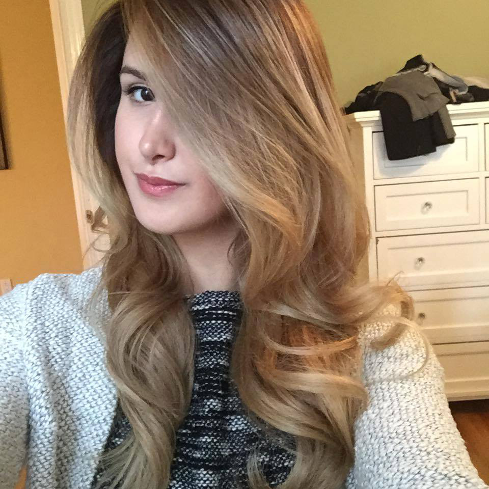 Professional Blonde Highlights