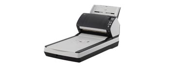 Flatbed Scanner with ADF