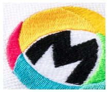 Full Colour Embroidery