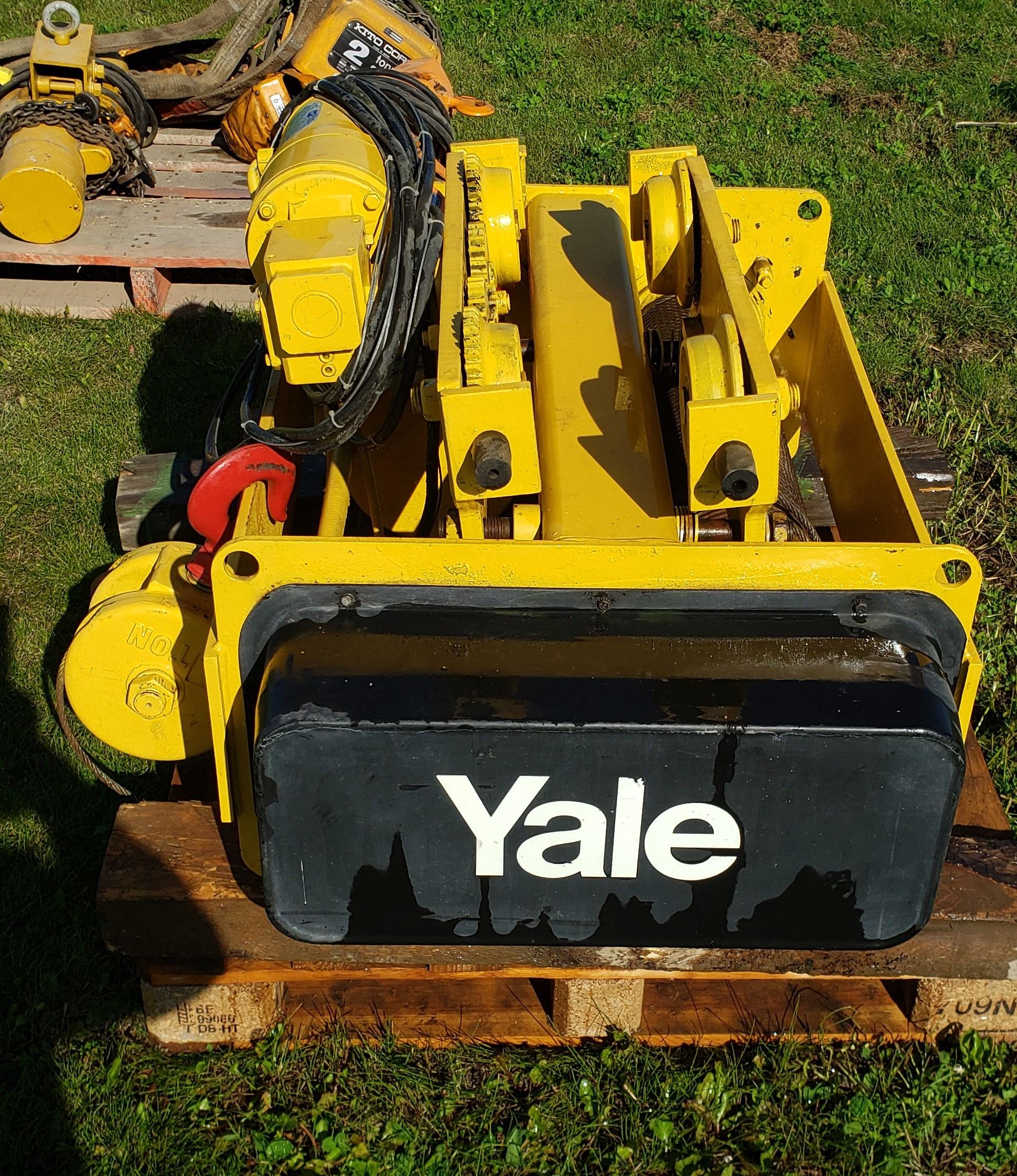3 Ton Yale Hoist