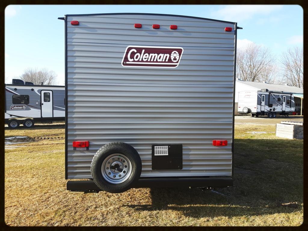 Coleman Travel Trailer 274BH