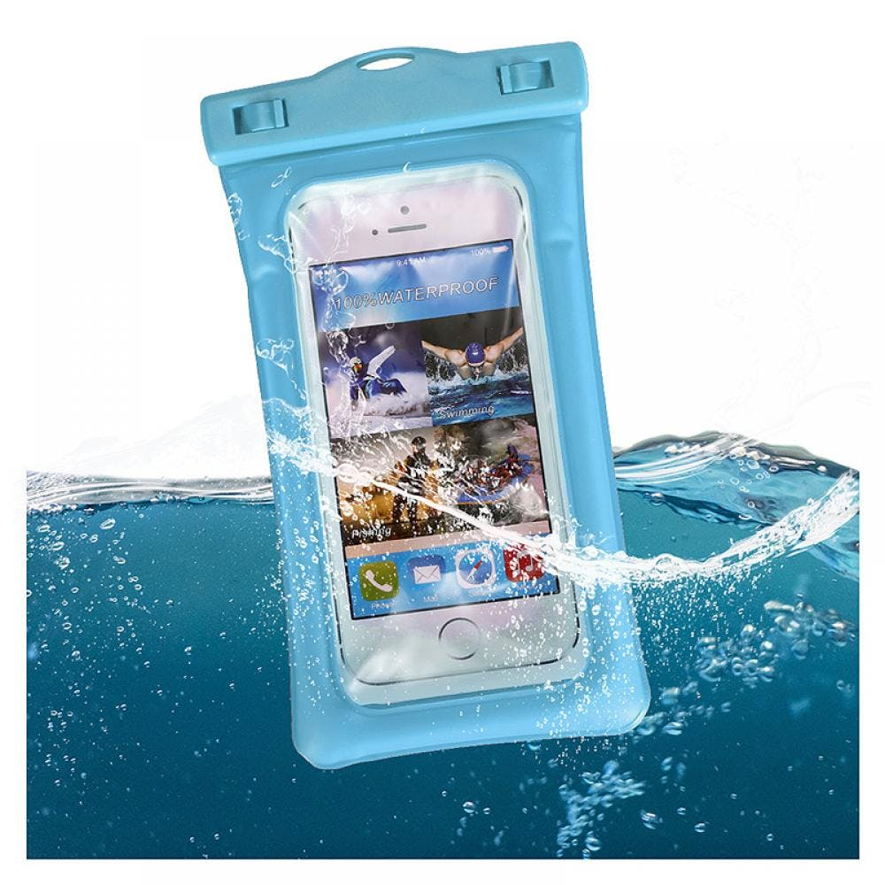 Universal Water Resistant Pouch with Strap