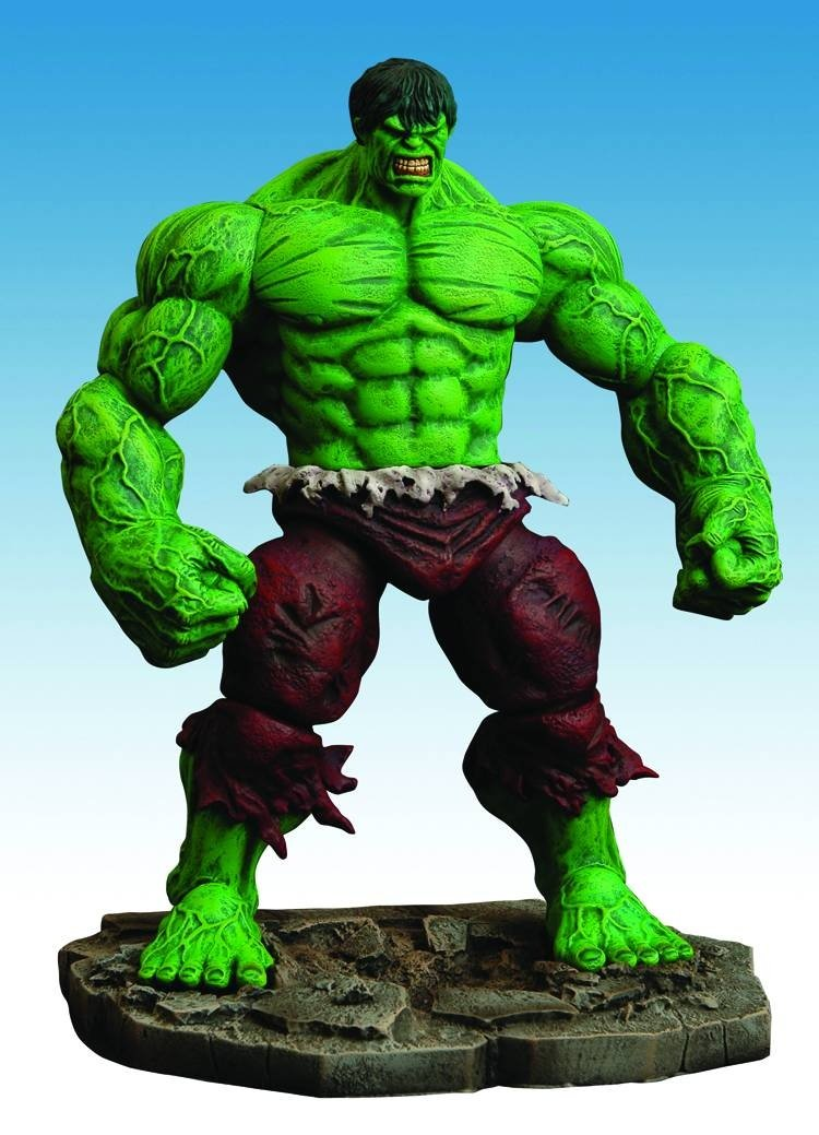 MARVEL SELECT INCREDIBLE HULK AF