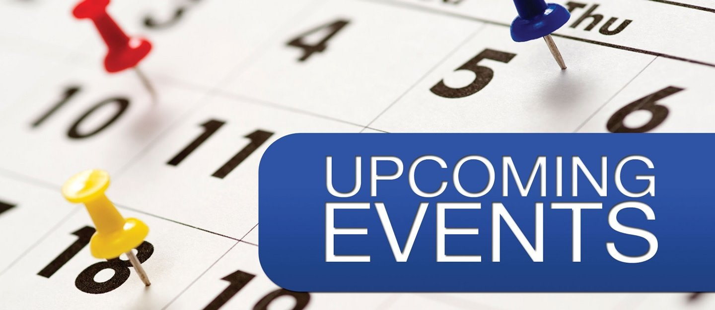 Click here for our events calendar