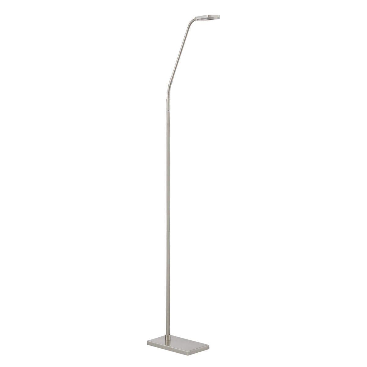 148 FL4094 SN LED Floor Lamp Regular Price $159.99 Sale Price $111.99