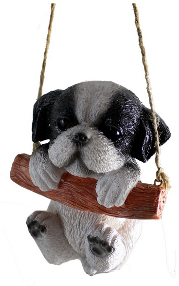 508 YUD398S Small Hanging Dogs Reg. Price $14.99 Blowout Price $9.99