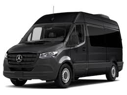 Mercedes Sprinter 12 passengers