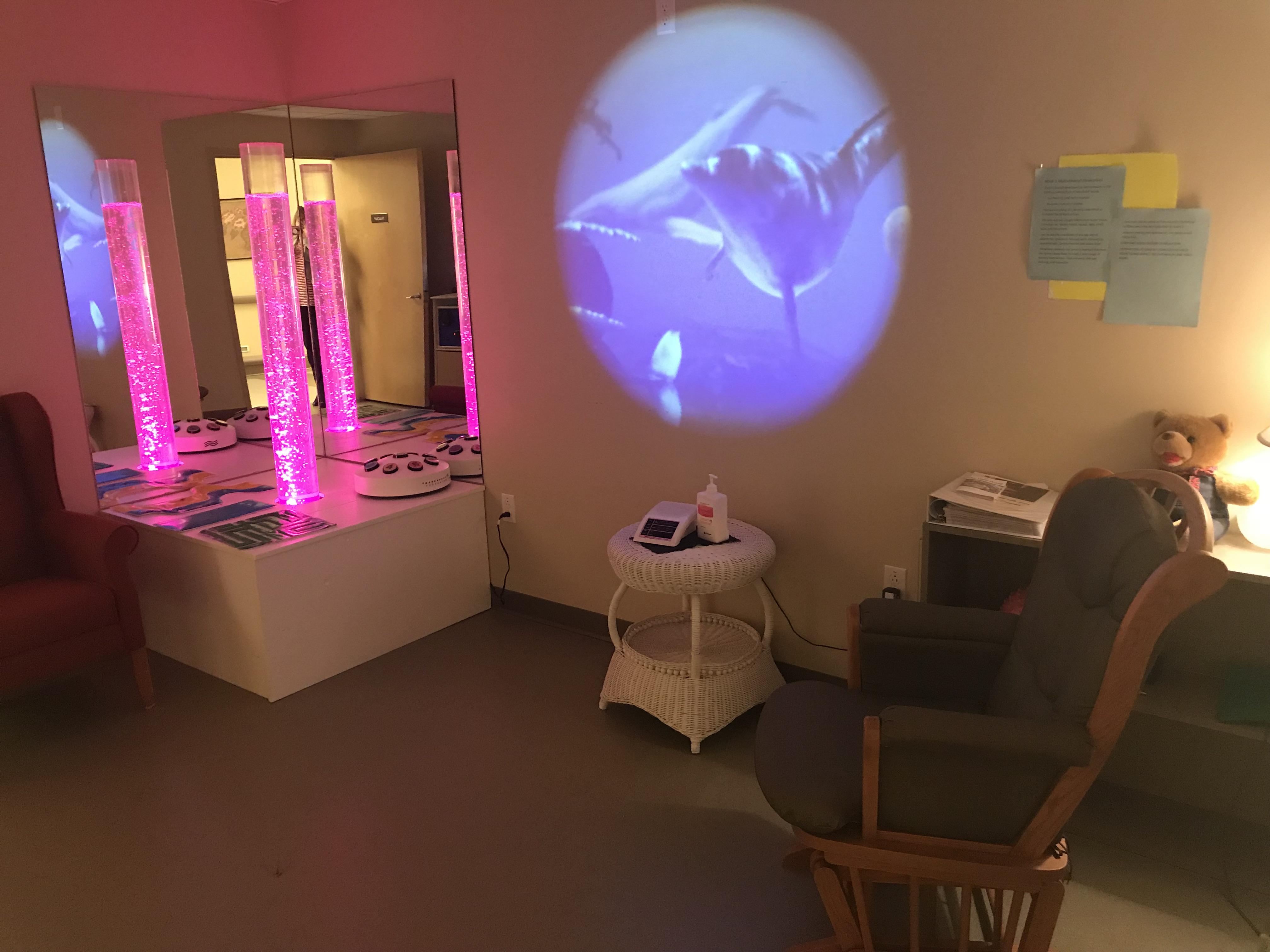Snoezelen (Multi-Sensory) Room
