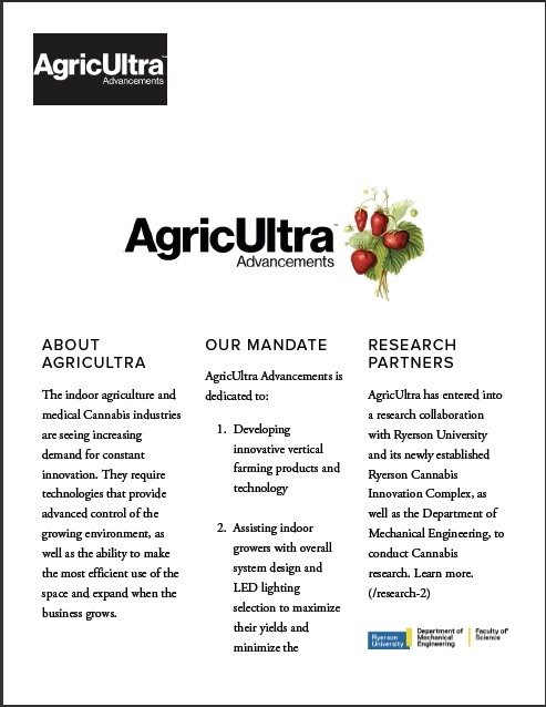 AgricUltra website