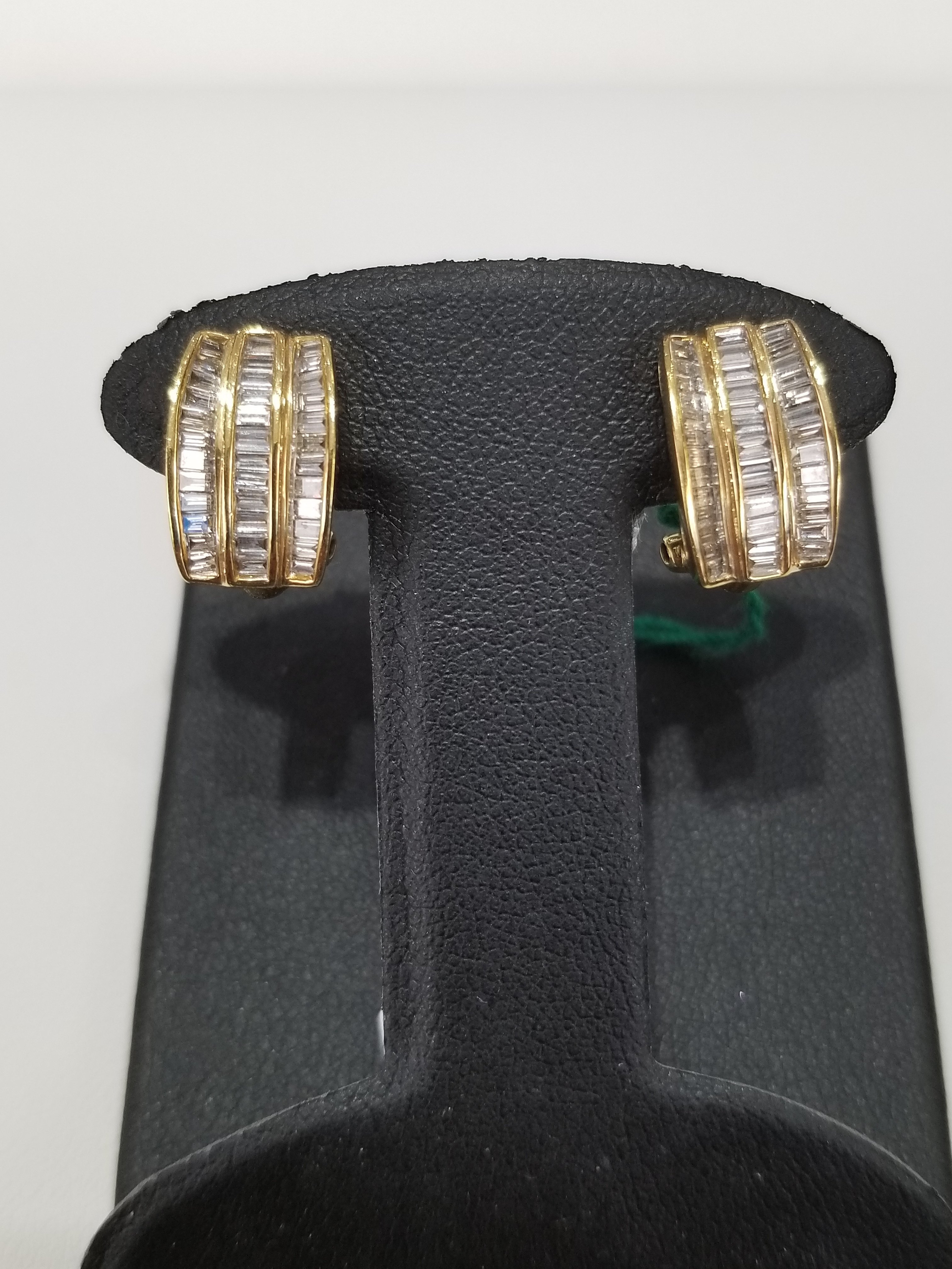 14K Yellow Gold Diamonds: 1.10ct Regular Price $5120 SALE $1395 Ref: TM550