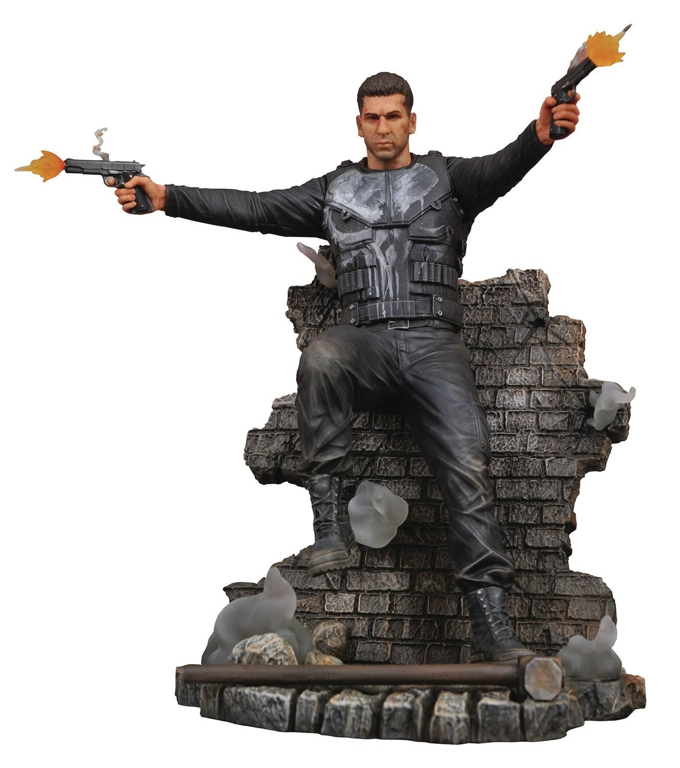 MARVEL GALLERY NETFLIX PUNISHER SEASON 1 PVC FIGURE