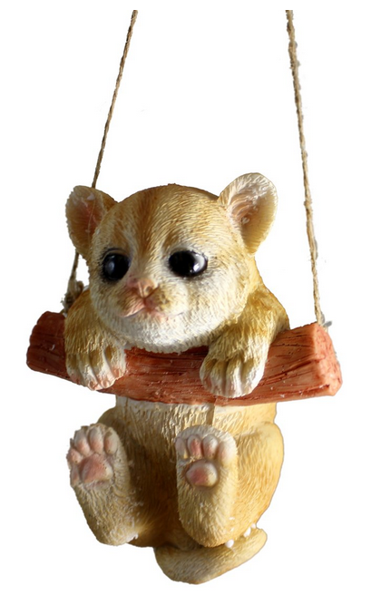508 YUD399S Small Hanging Cat Reg. Price $14.99 Blowout Price $9.99