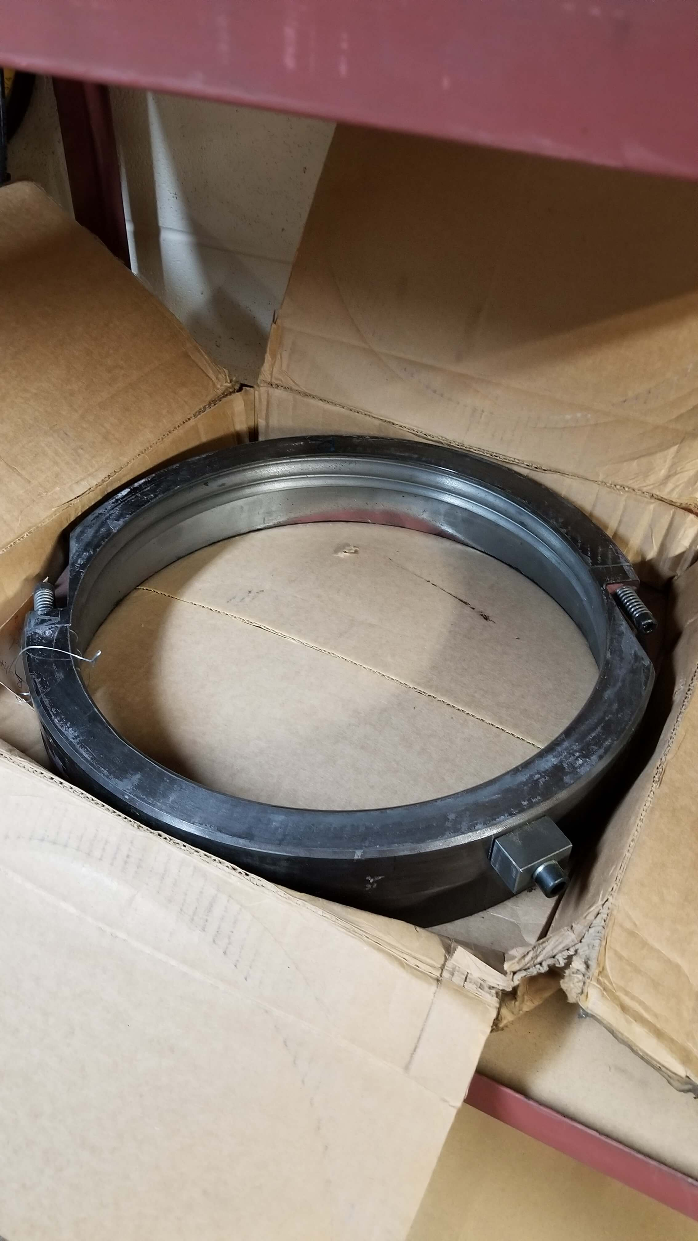 GH Ropeguide – Pitch Left Assembly  P/N: GH0232GF1 $4500.00