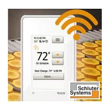 Ditra Heat Wi-Fi Programmable