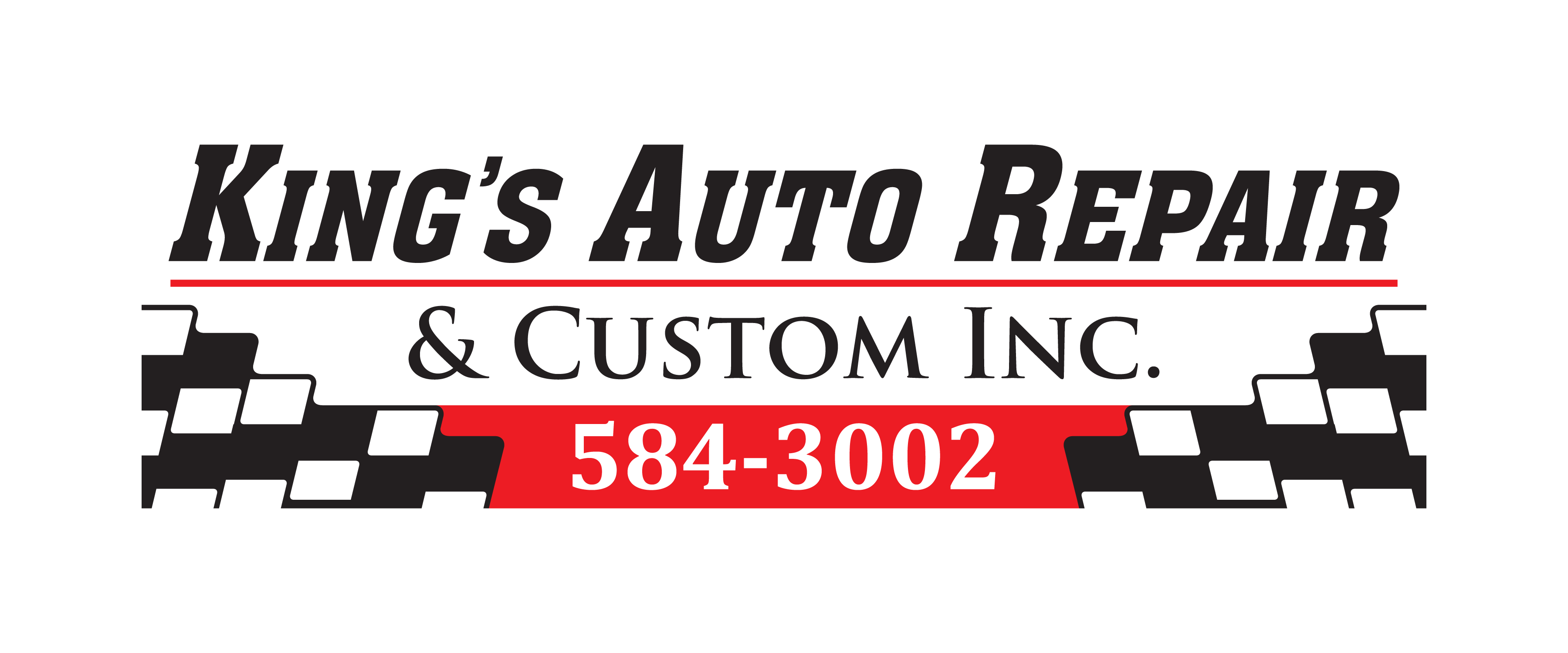 KING'S AUTO REPAIR & CUSTOM INC.