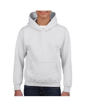 13.5oz Youth Hooded Sweatshirt