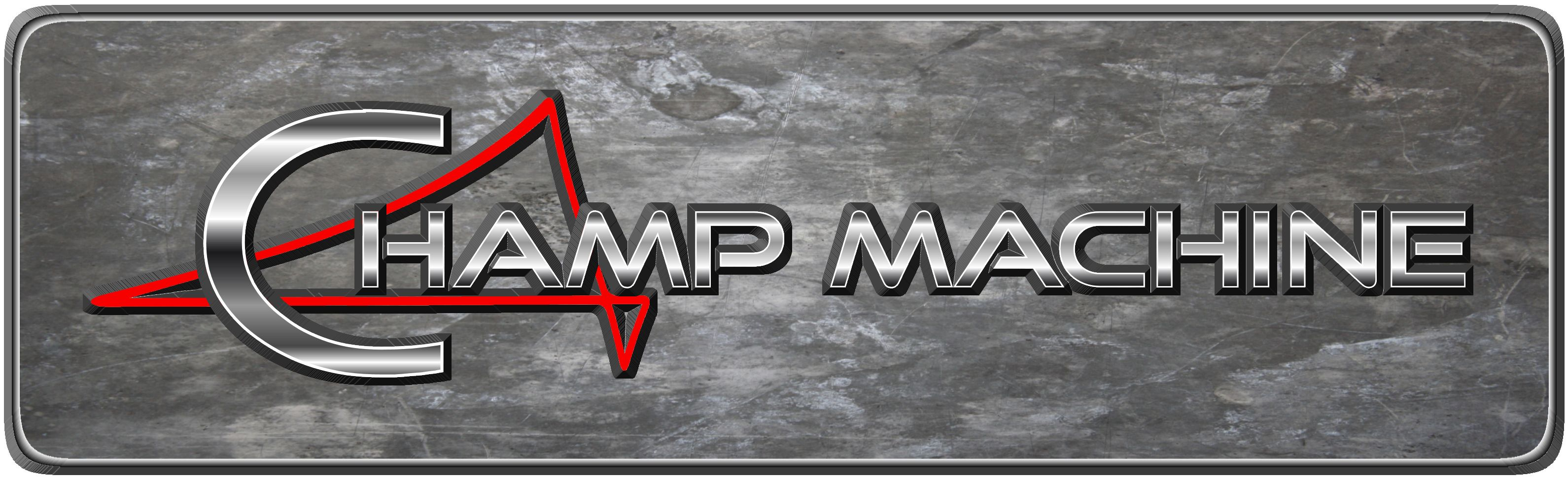 Champ Machine and Welding Ltd