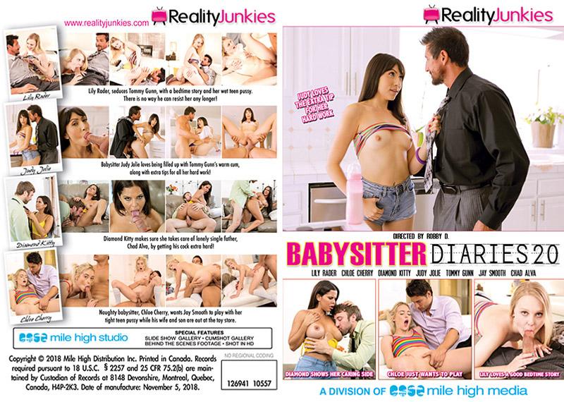 Ch 62:  Babysitter Diaries 20