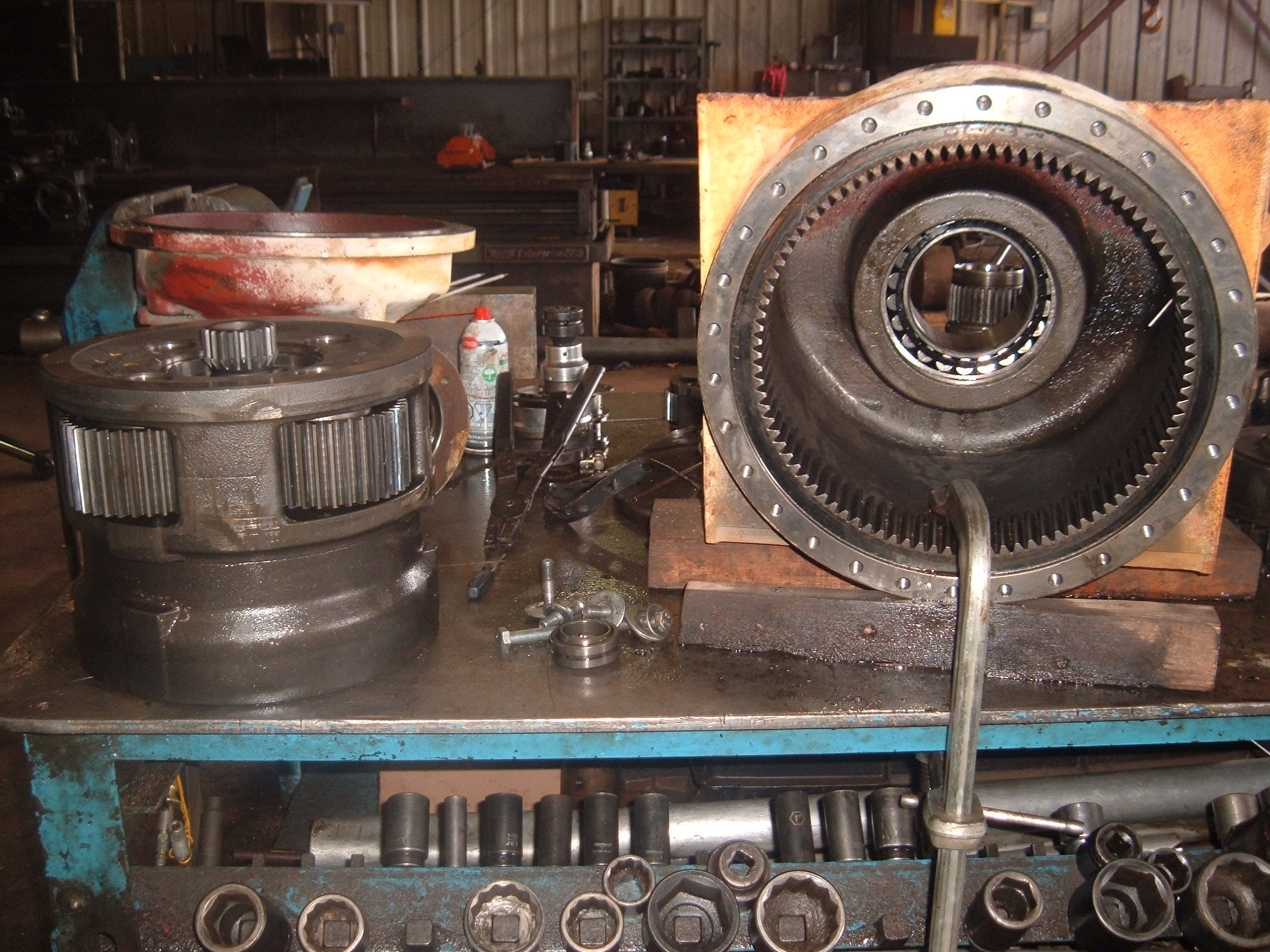 Gear-Box-Repair