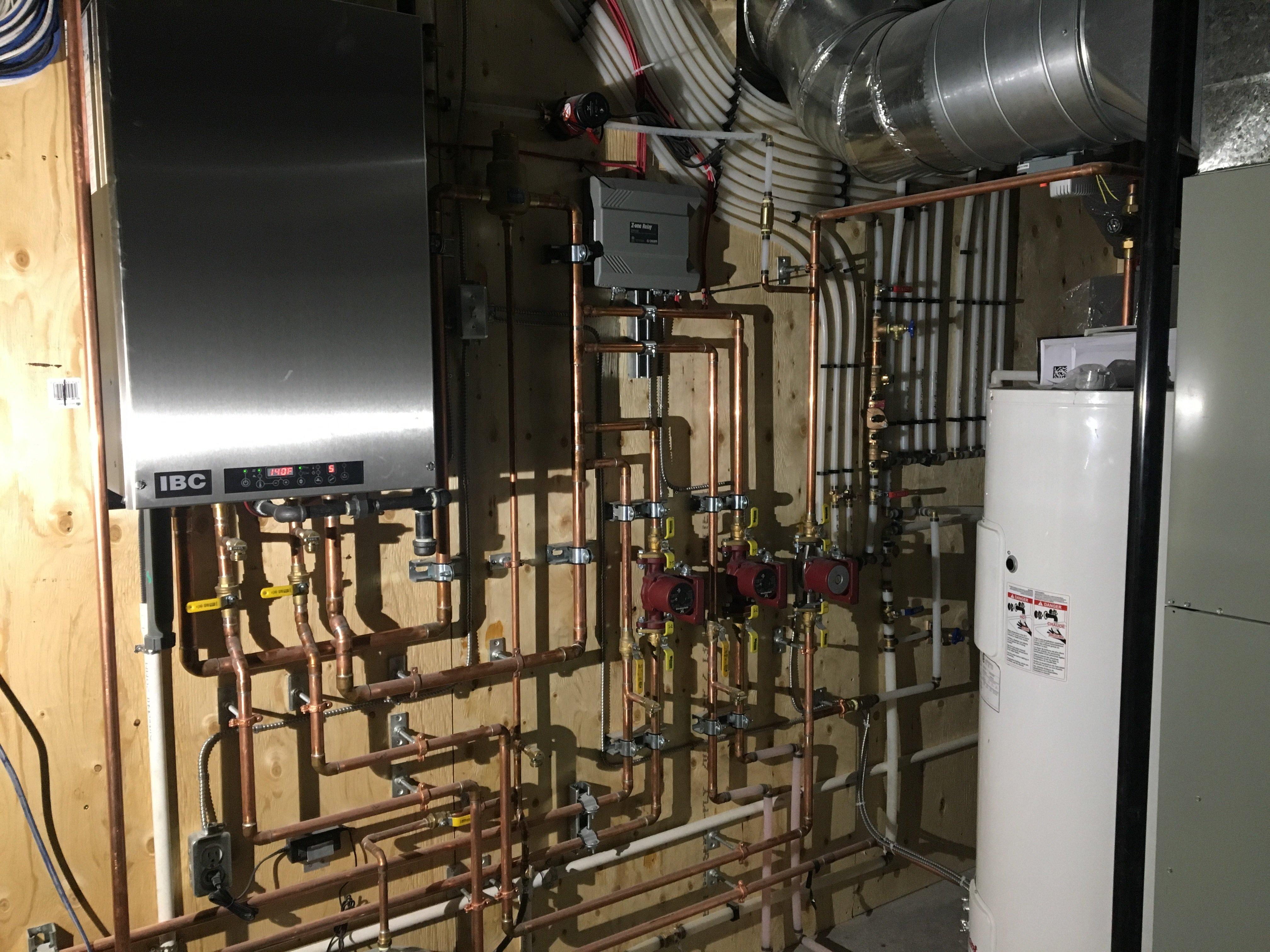 IBC Combi Boiler