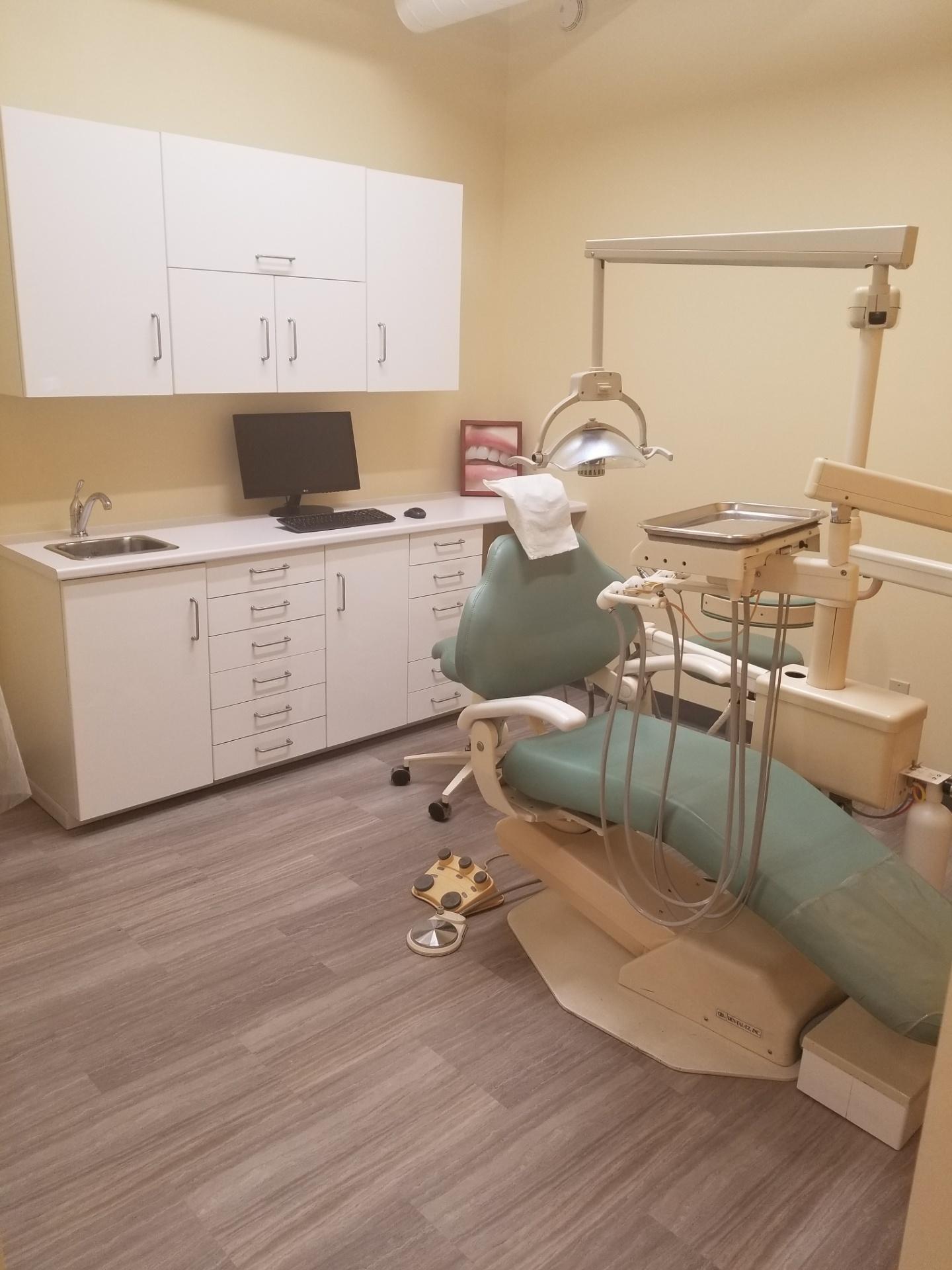 Hygienist room/ Salle d'Hygiéniste