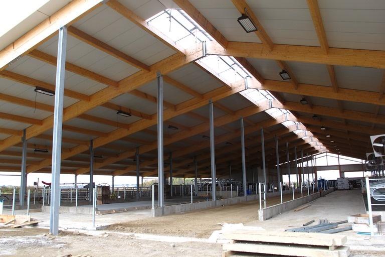 2014 Cobden - Dairy barn