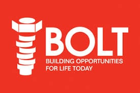 Proud sponsor of Bolt!