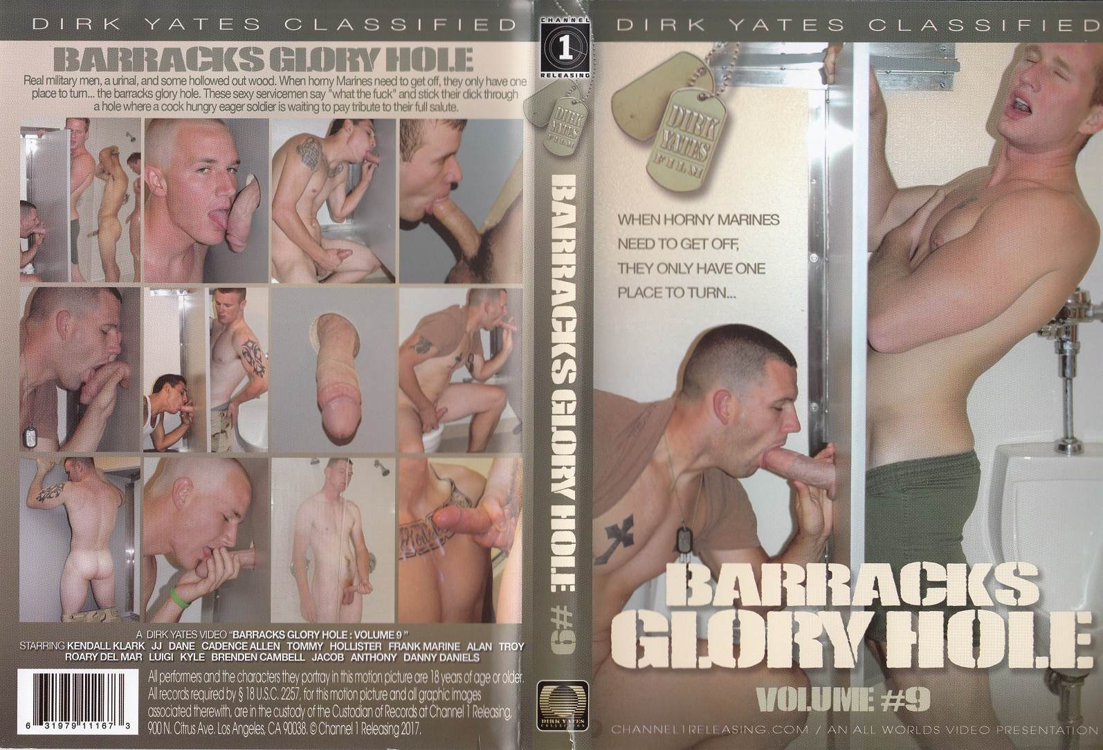 Ch 169:  Barracks Glory Hole 9