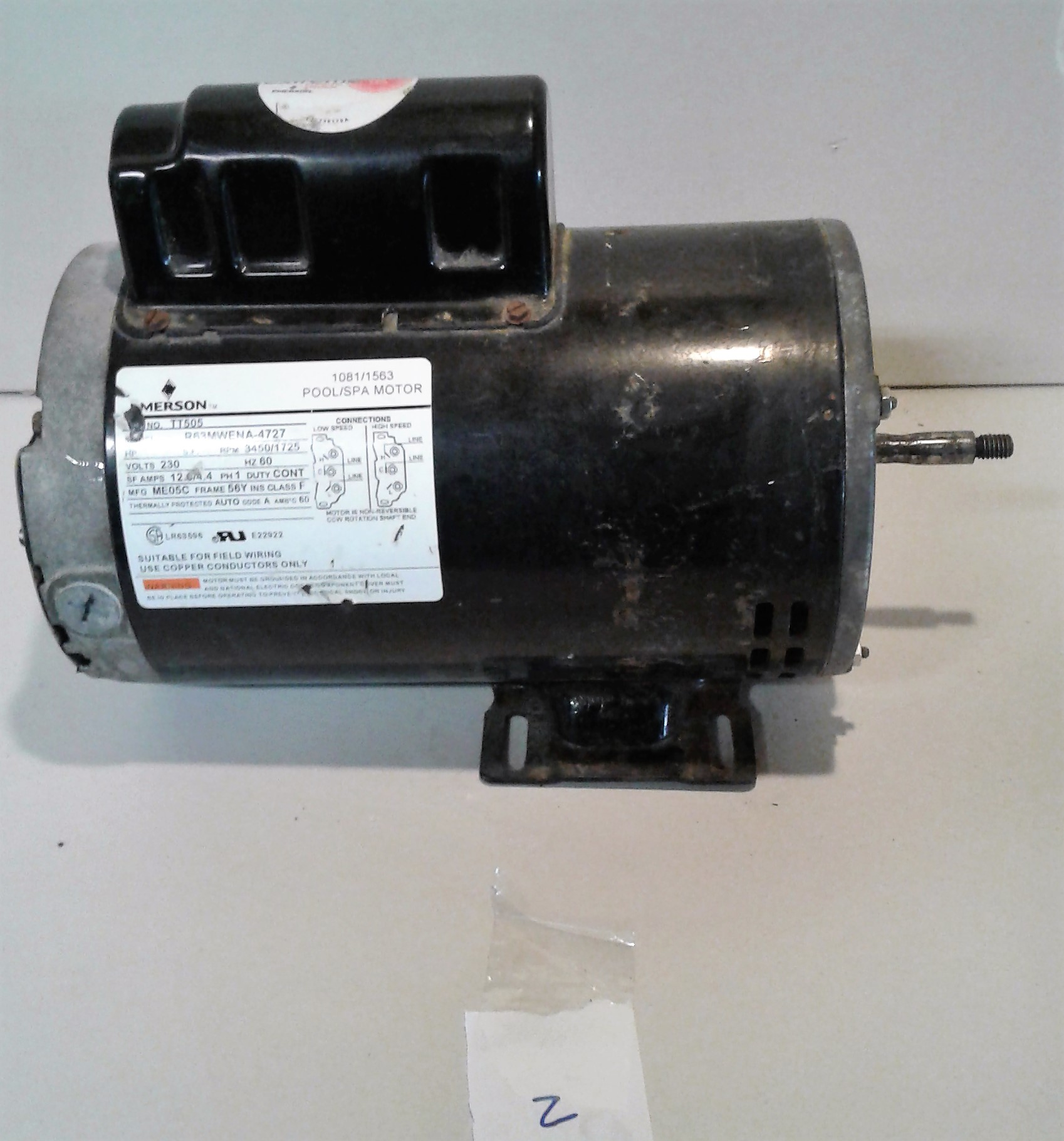 pump frame spa tub p hp hot htm replacement motor volt